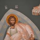 pictura neobizantina Invierea Domnului Iisus Hristos