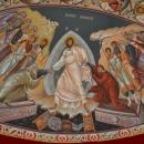 pictura neobizantina Invierea Domnului