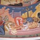 FRESCA APSIDA NORD pictura bizantina