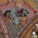 Sf. Ev. Ioan Pandantiv pictura bizantina