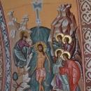 Botezul Domnului Pronaos, vedere sud