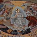 Invierea Domnului Absida Nord pictura bizantina