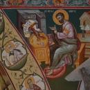 Sfantul Apostol si Evanghelist Marcu Fresca