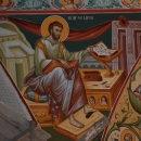 Sfantul Apostol si Evanghelist Luca Fresca