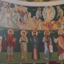 Botezul Domnului, Schimbarea la Fata, Fresca